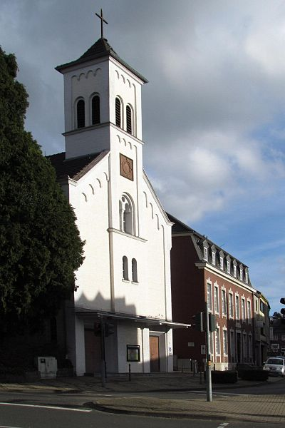 Evangelische Kirche Huenshoven