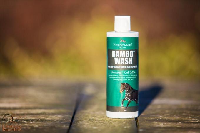 Rambo Rug Wash 250ml