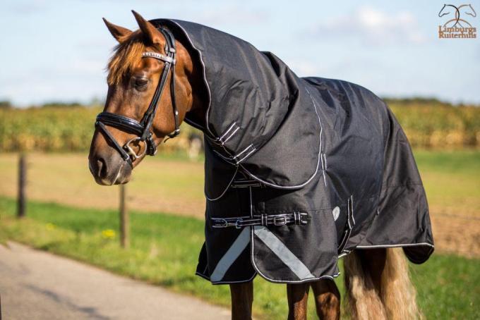 Profi-Rider Winterdeken Waterdicht + Hals Z