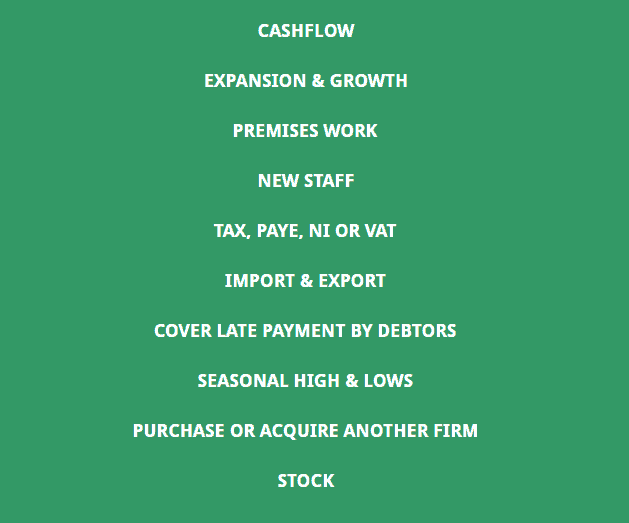 trading-business-lending-reasons