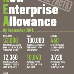new enterprise allowance