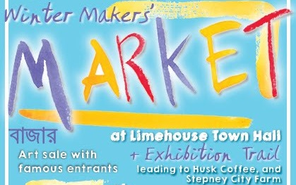 Winter Makers Market & Exhibition Trail - Support Local!