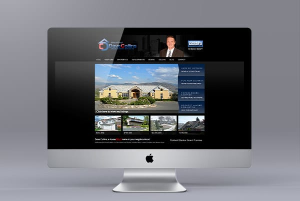 Website for Dave Collins