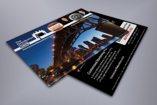 Downtown Vancouver Direct Mail Marketing