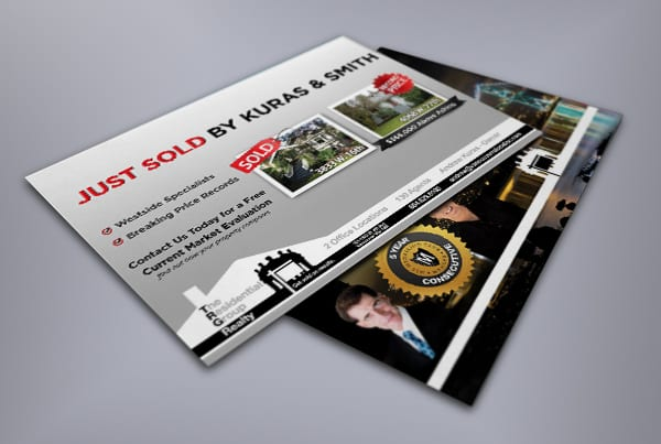 Vancouver West Direct Mail Design
