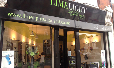 limelight news salon moseley