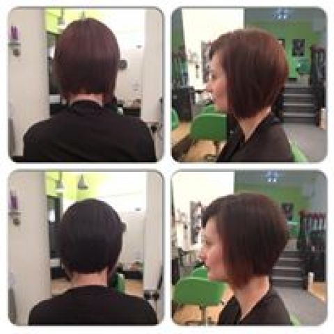 Graduated bob refreshed
