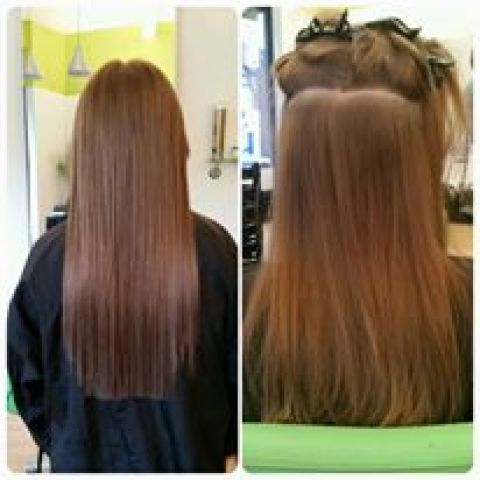 Micro Ring Hair Extensions