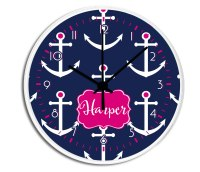 Personalized Wall Clock - Photos Wall and Door ...