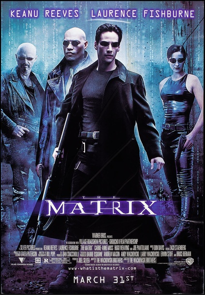The Matrix | Bus Stop | Movie Posters | Limited Runs