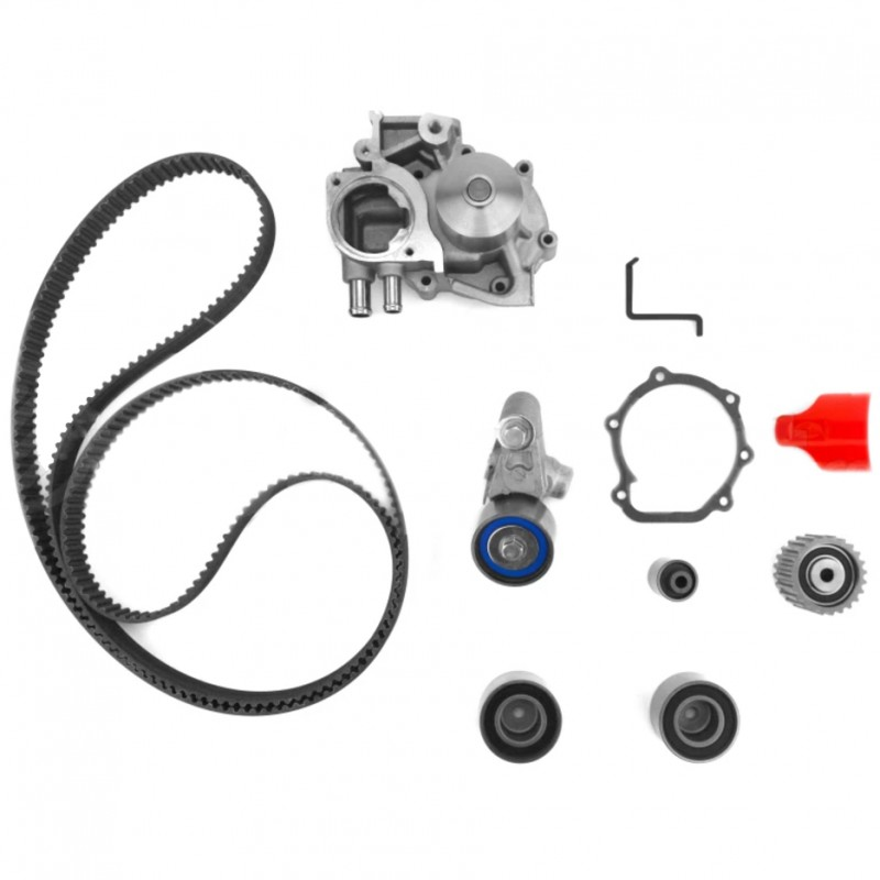 Gates Timing Belt Kit w/ Water Pump