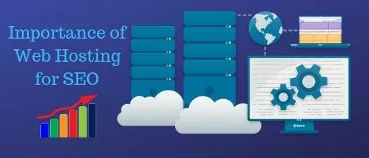 web hosting importance for SEO