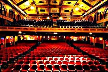 Picture of Tarrytown music hall