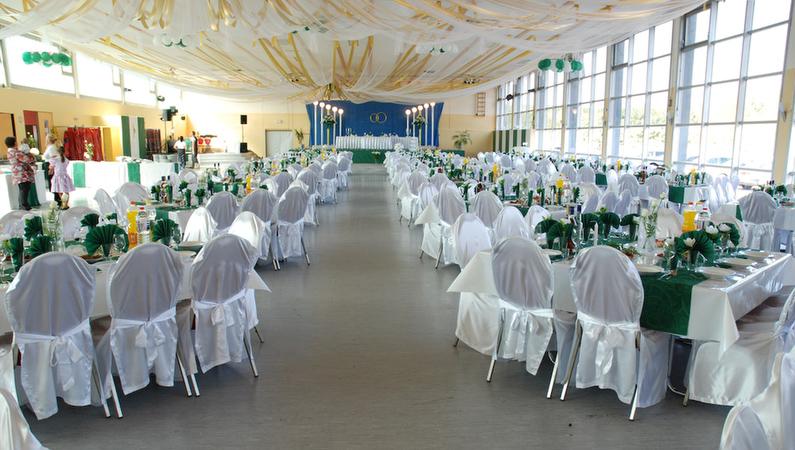 Hochzeitssaal in Umgebung Ehringshausen EventsaalHochzeitshalleLocationsMehrzweckhalle