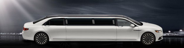 The 2017 Lincoln Continental Stretch Limousine