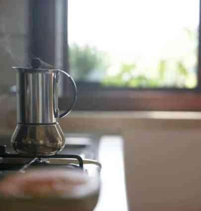 stovetop espresso pot