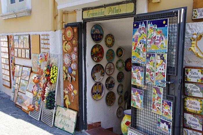 Italian ceramics history