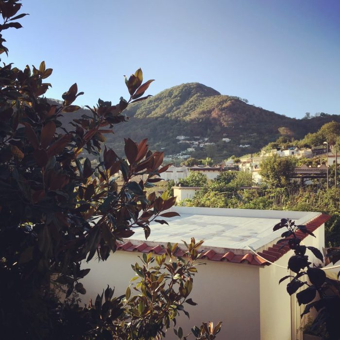 Moving to Ischia - Morning