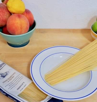 Four Neapolitan pastas for My Beautiful Friend