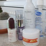 La mia skin care routine, primavera-estate
