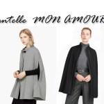 Le 6 Mantelle più belle + 1 di Zara, Mango e Pimkie