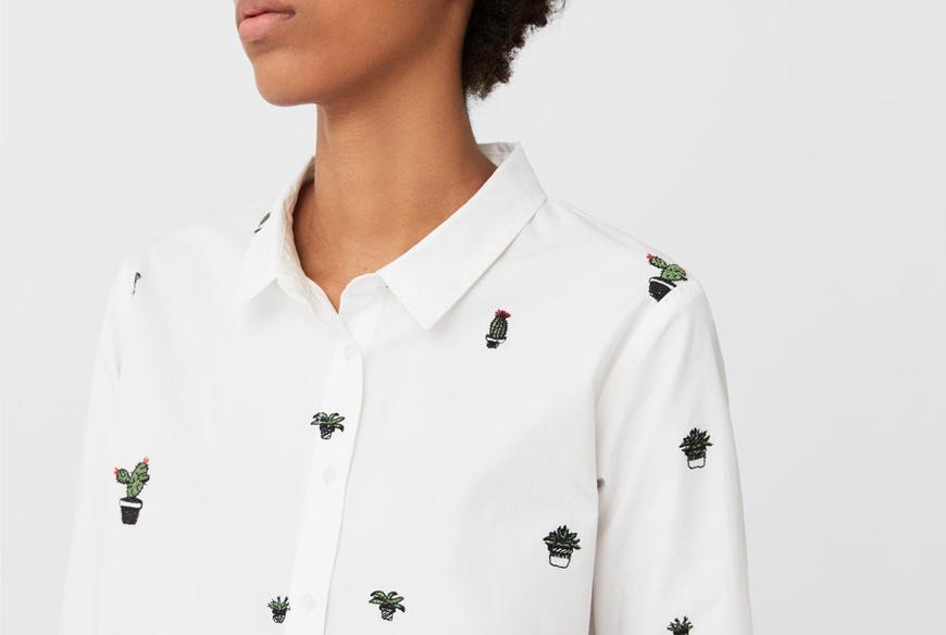 Le 6 camicie più belle di Mango, Zara e H&M