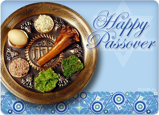 Orange County Passover Celebration, חג פסח שמח