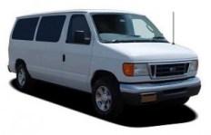 Los Angeles & Orange County Executive Van
