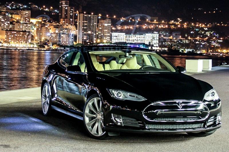 Limousine Tours Monaco Luxury Car Rental Tesla Model S