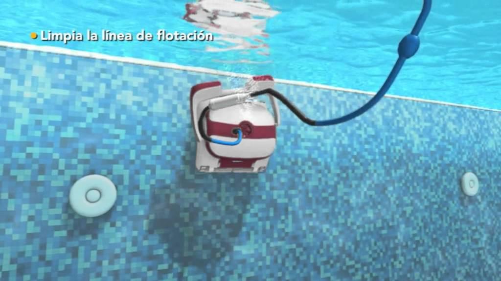 C mo elegir tu limpiafondos de piscina de succi n de for Limpiadores de piscinas