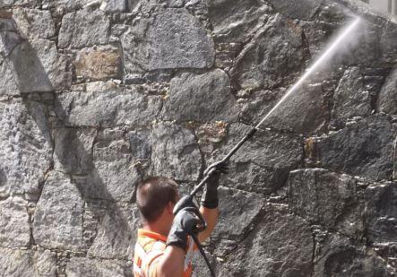 ⊛ Cómo Limpiar Fachadas de Piedra Natural ⇒ 【¡Fácil!】 🥇