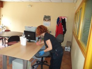 Limpiezas en Cantabria