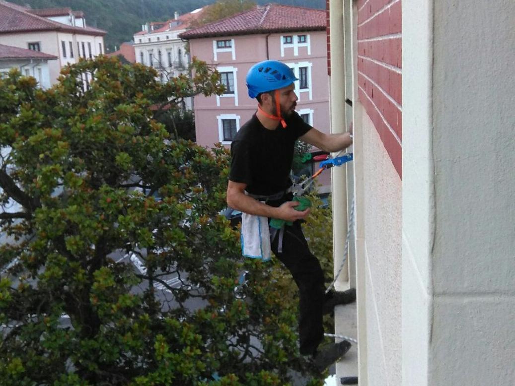 Limpiezas verticales. Laredo, Santoña, Colindres, Cantabria Barakaldo