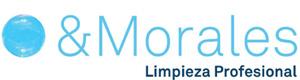 &Morales Distribución y Limpieza logo