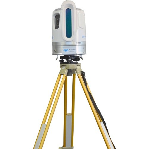3D雷射掃描儀