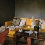 Wandfarbe Wohnzimmer Graue Couch Caseconrad Com
