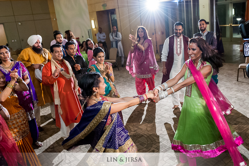 Sangeet  Indian Wedding Tradition