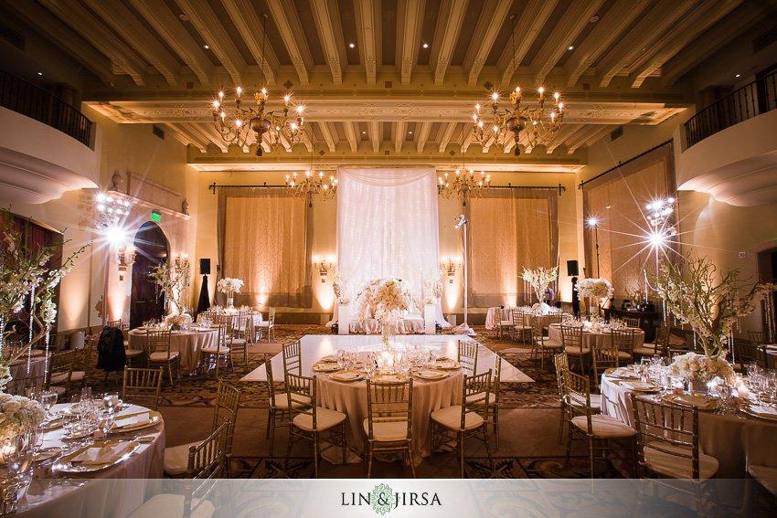 Beverly Hills Montage Wedding