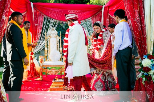 Indian Wedding Ceremony 7 Steps