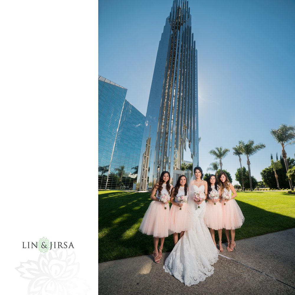 crystal cathedral wedding cathy