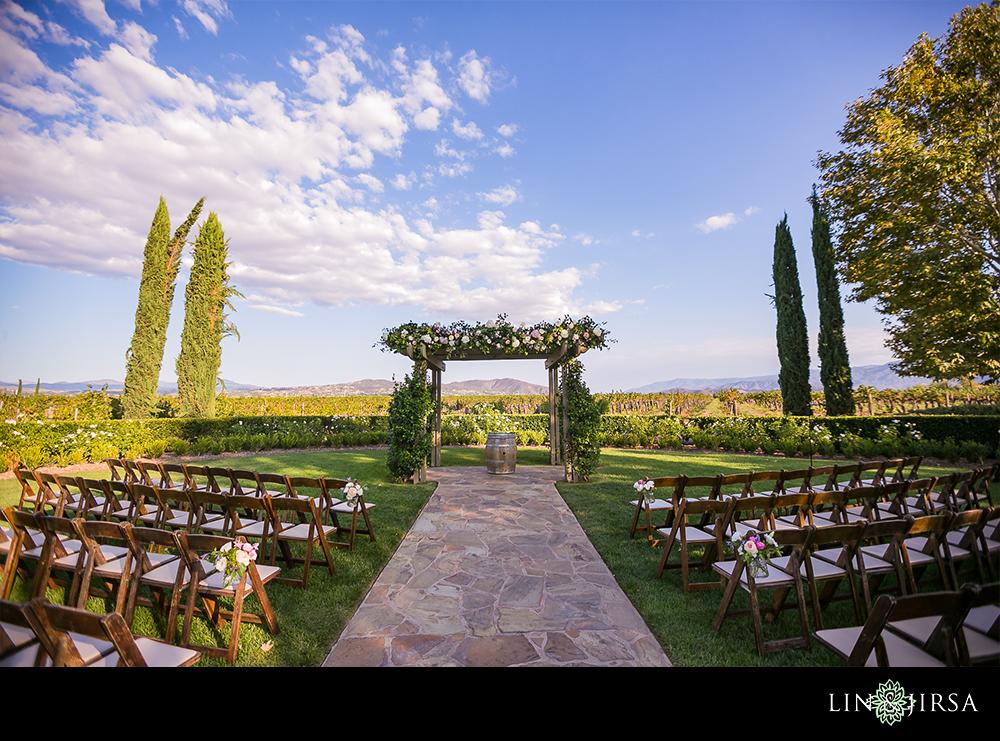 Ponte Winery Wedding  Jennifer  Derek