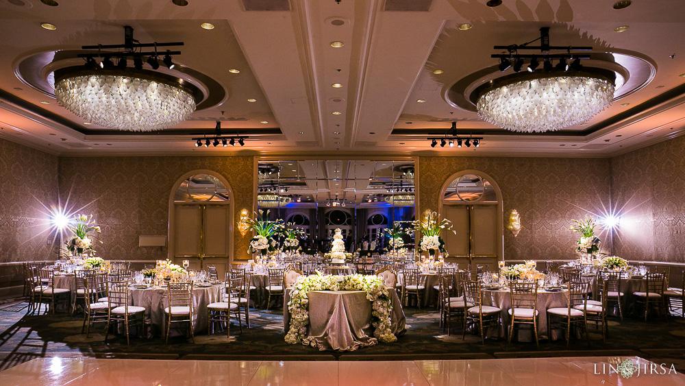 Four Seasons Hotel Beverly Hills Wedding  Annie  David