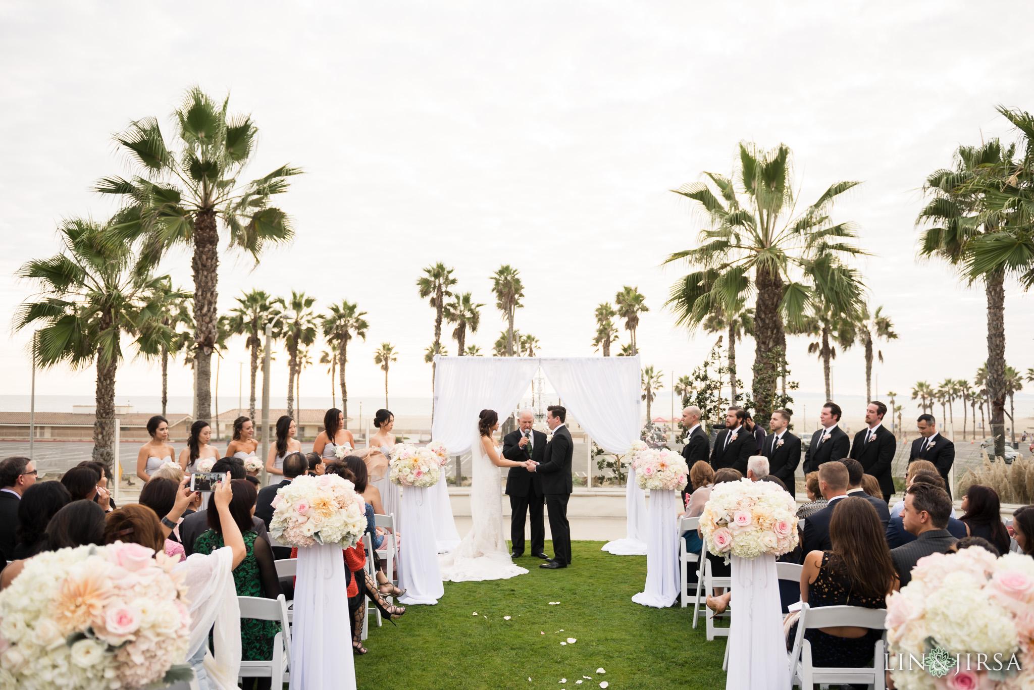 Huntington Beach Hyatt Regency Wedding  Irene  Daniel