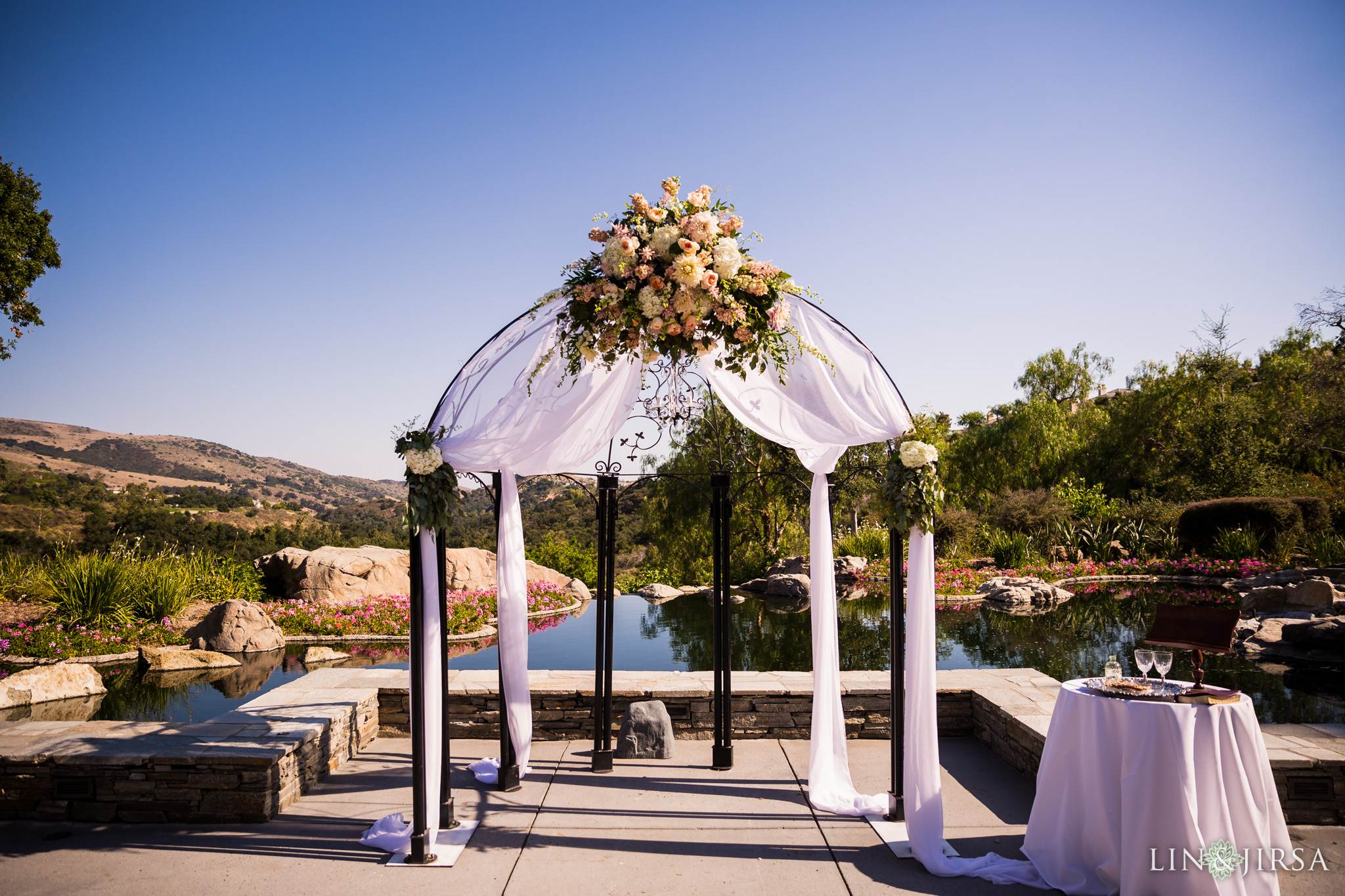 Dove Canyon Golf Club Wedding Tanuka Amp Jeff