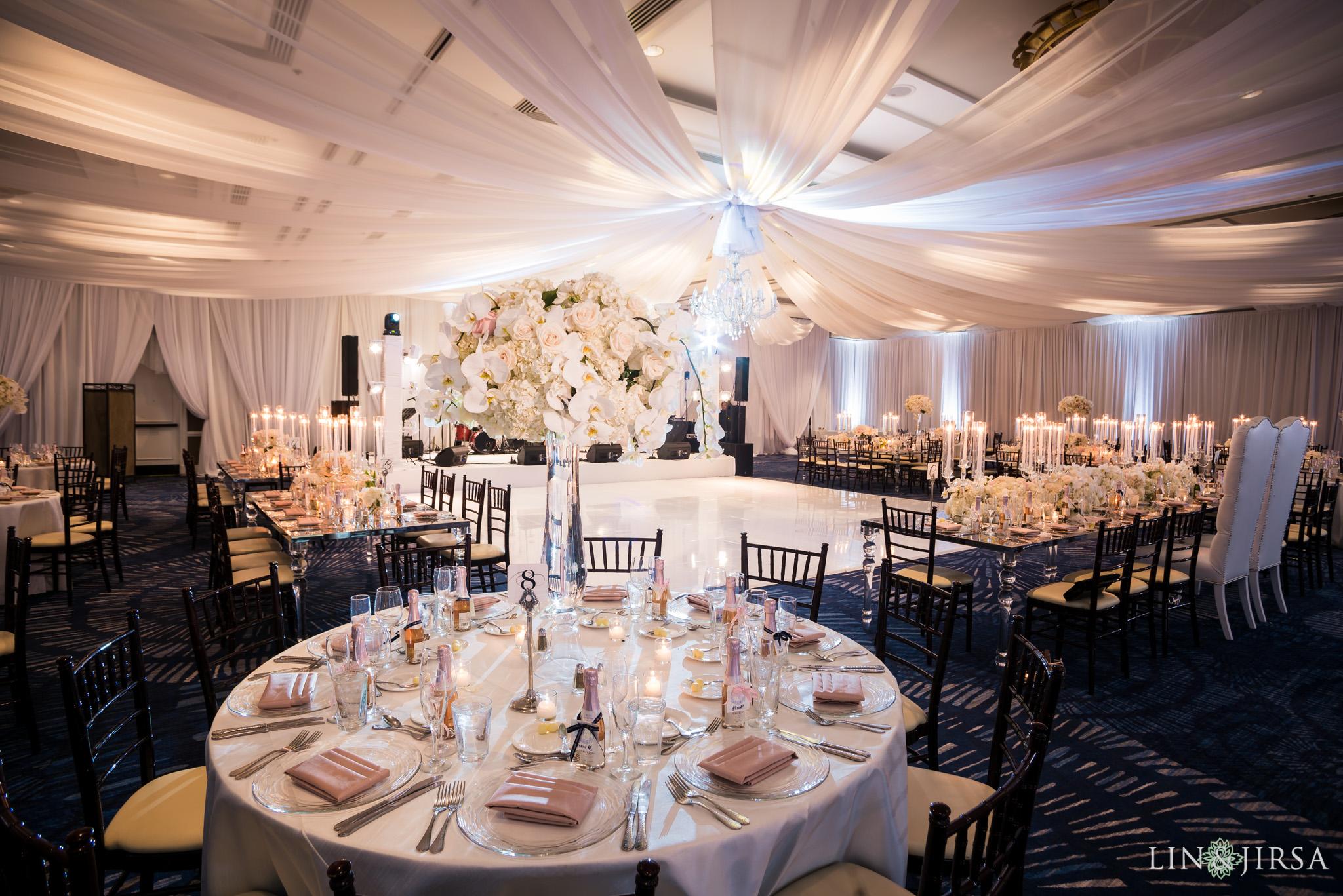 The Waterfront Beach Resort Huntington Beach Wedding