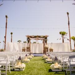 Wedding Chair Rentals Cane Seat Chairs Antique Hilton Waterfront Beach Resort Huntington   Jennifer & Jason