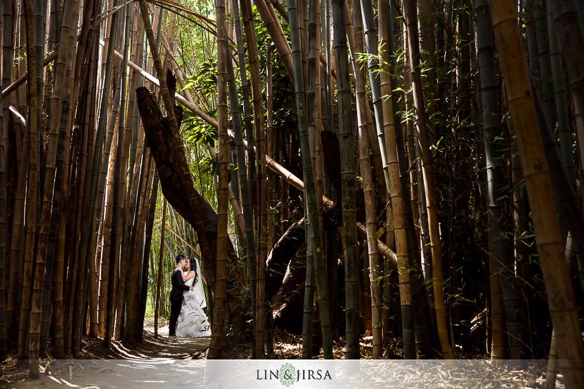 Los Angeles County Arboretum and Botanic Garden Wedding  Tony  Lisa