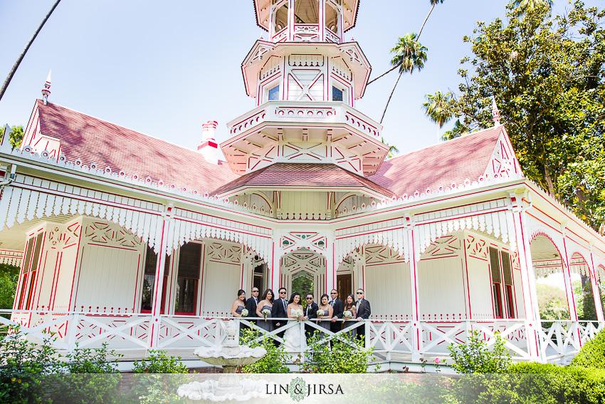 Los Angeles County Arboretum And Botanic Garden Wedding