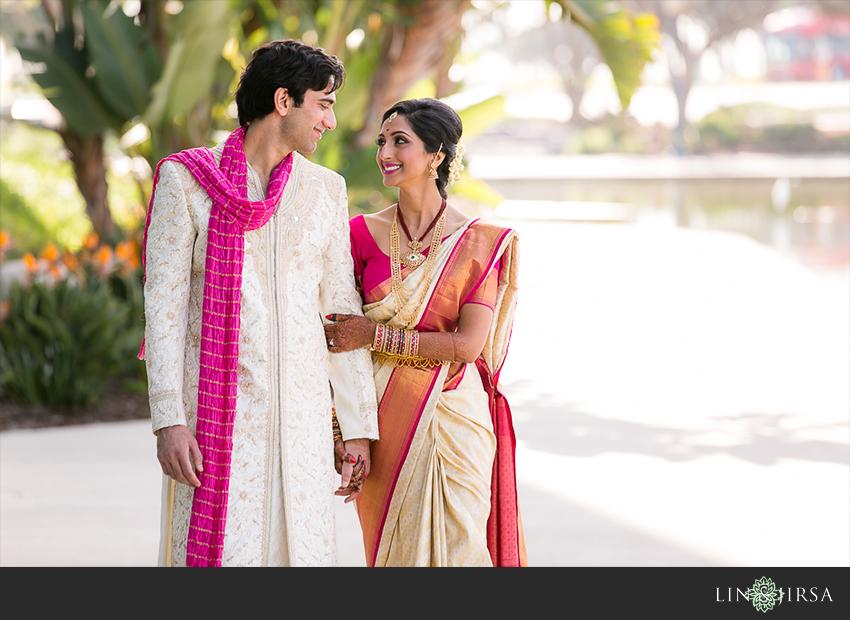 Hyatt Regency Long Beach Indian Wedding  Salil and Meghana