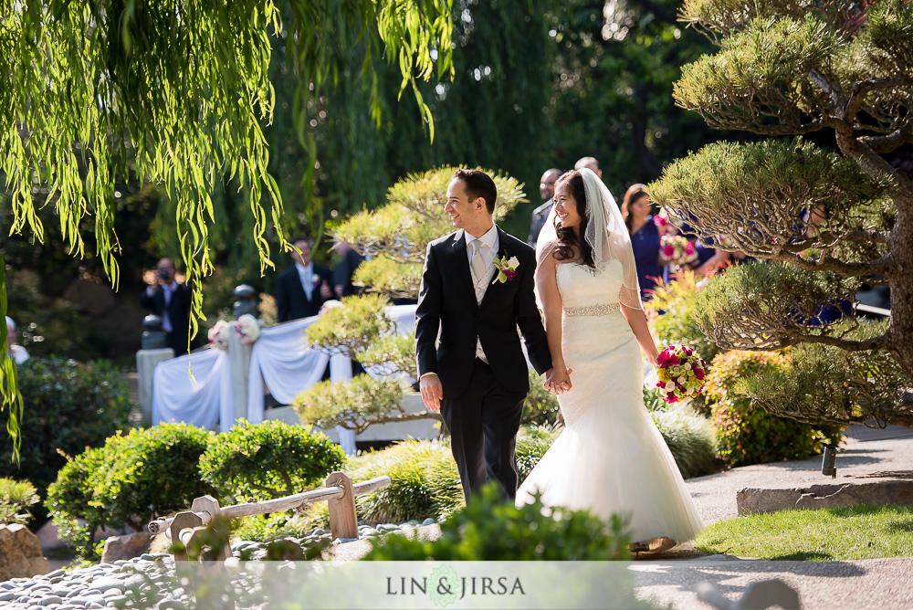 Earl Burns Miller Japanese Garden  Hilton Costa Mesa